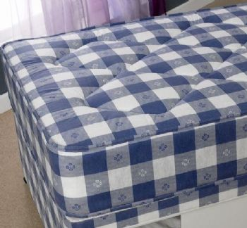 Paris Mattress with Coil Springs